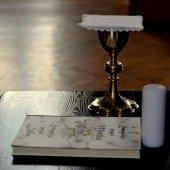 Išleista antroji knyga. Evangelija pagal Morkų. Evangelija pagal Luką.