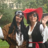 Piratų šokis