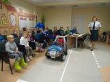 Saugaus eismo klasėje
