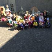 Paukštelių grupės vaikų  pažintinės edukacinės ekskursijos: aplankėme Foto galerija ir dailės muziejų